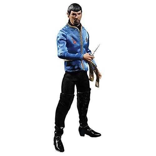 "ONE-12 COLLECTIVE STAR TREK ""MIRROR, MIRROR"" SPOCK SDCC 2016 EXCLUSIVE ACTIONFIGUR"