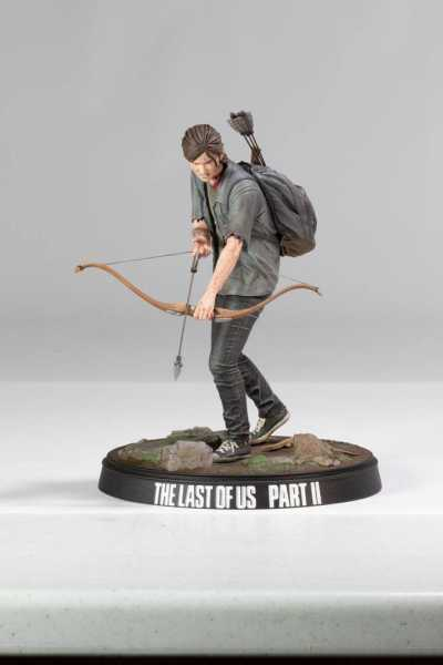 VORBESTELLUNG ! LAST OF US PART 2 ELLIE WITH BOW DELUXE STATUE