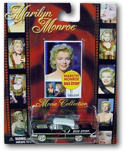 Marilyn Monroe Movie Collection Bus Stop 57 Lincoln Premiere