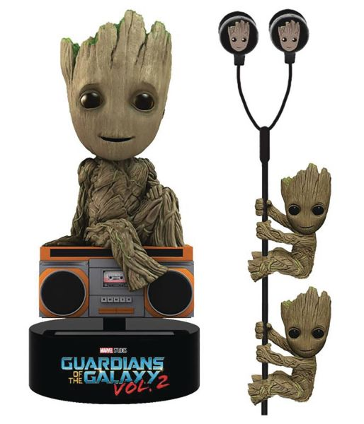 GUARDIANS OF THE GALAXY 2 GROOT LIMITED EDITION GIFT SET