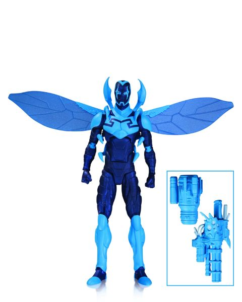 DC ICONS BLUE BEETLE INFINITE CRISIS ACTIONFIGUR