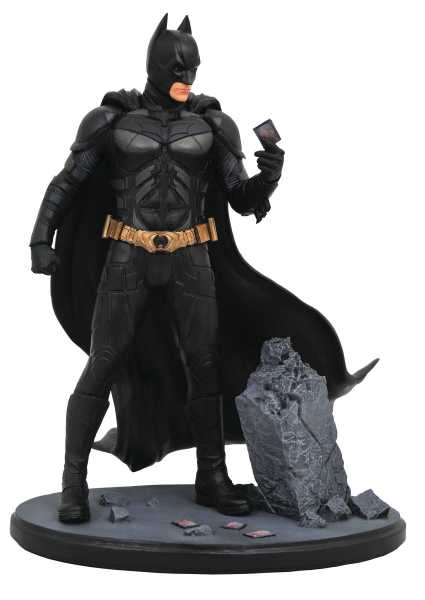 DC GALLERY BATMAN DARK KNIGHT MOVIE PVC STATUE