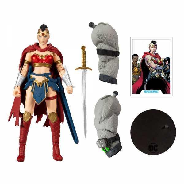 VORBESTELLUNG ! DC Multiverse Build A Bane Wonder Woman 18 cm Actionfigur