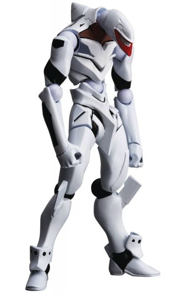 REVOLTECH EVANGELION EVOLUTION EV-009 EVA AF COMIC VERSION ACTIONFIGUR
