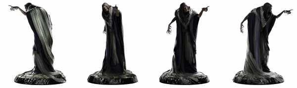 AUF ANFRAGE ! Zack Snyder's Justice League 1/4 DeSaad 55 cm Statue
