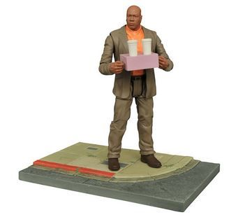 PULP FICTION SELECT SERIES 1 MARSELLUS WALLACE ACTIONFIGUR
