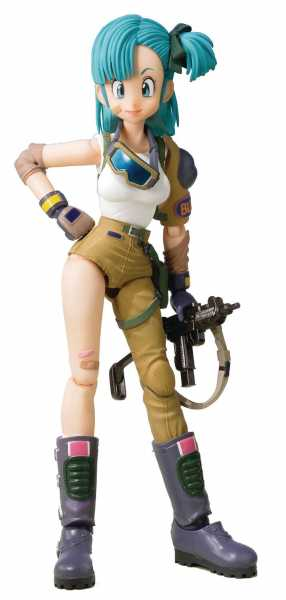 DRAGON BALL BULMA S.H. FIGUARTS ACTIONFIGUR