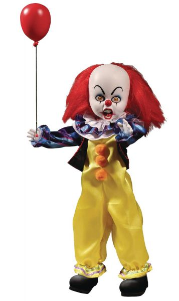LIVING DEAD DOLLS IT 1990 PENNYWISE PUPPE