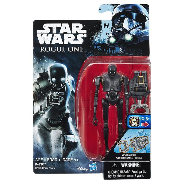 Star Wars Rogue One K-2SO 10cm Actionfigur