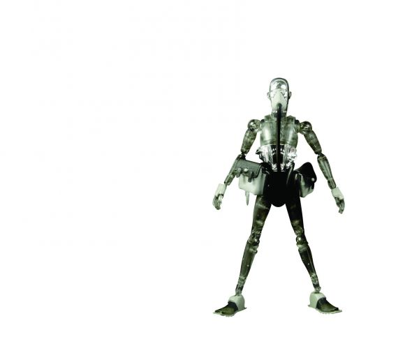 3A STRING DIVER SD10 MICHAEL GREY VERSION 1/12 ACTIONFIGUR