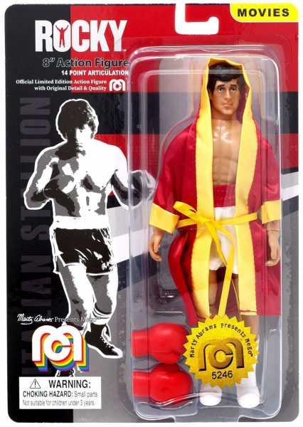 VORBESTELLUNG ! Rocky Rocky Balboa 20 cm Actionfigur