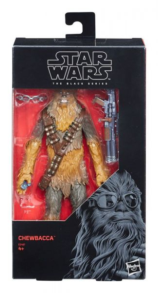 Star Wars Black Series Solo Chewbacca Exclusive