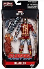 DEADPOOL LEGENDS DEATHLOK 15 cm ACTIONFIGUR