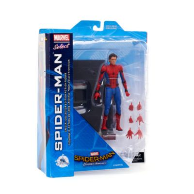 SPIDER-MAN HOMECOMING SPIDER-MAN DISNEY EXCLUSIVE ACTIONFIGUR