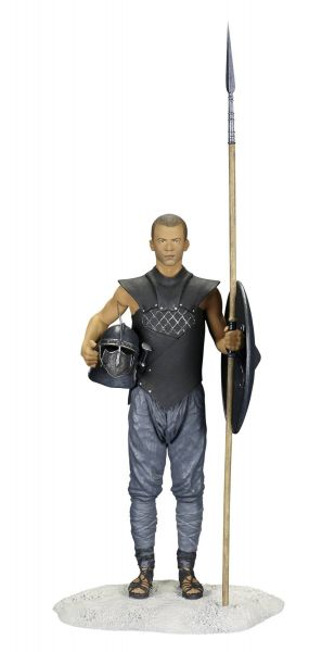 GAME OF THRONES GREY WORM STATUE