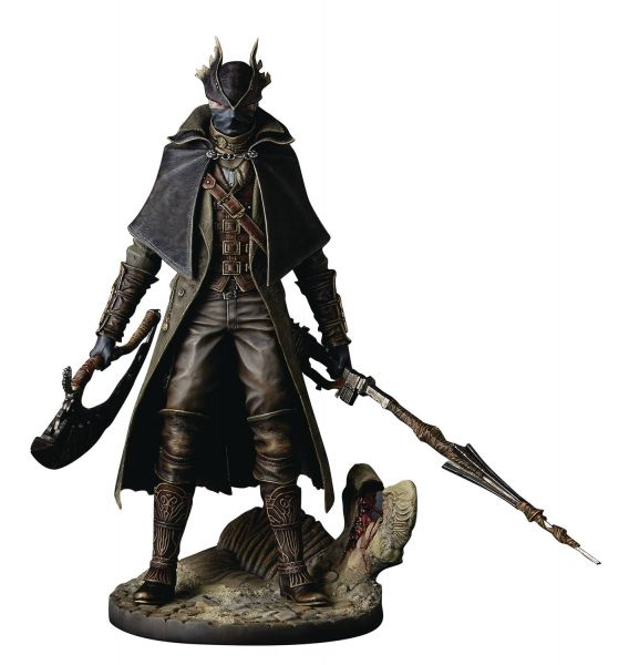BLOODBORNE HUNTER 1/6 PVC STATUE