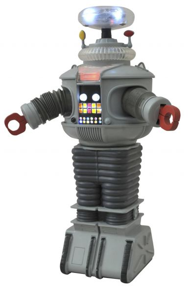 LOST IN SPACE B9 ELECTRONIC ROBOT ACTIONFIGUR