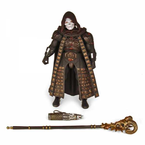 Masters of the Universe Collector's Choice William Stout Collection Skeletor18 cm Actionfigur