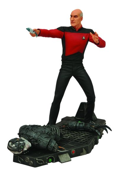 STAR TREK SELECT PICARD ACTIONFIGUR