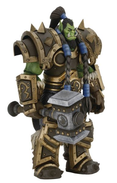 HEROES OF THE STORM THRALL (WORLD OF WARCRAFT) 17,5 cm ACTIONFIGUR