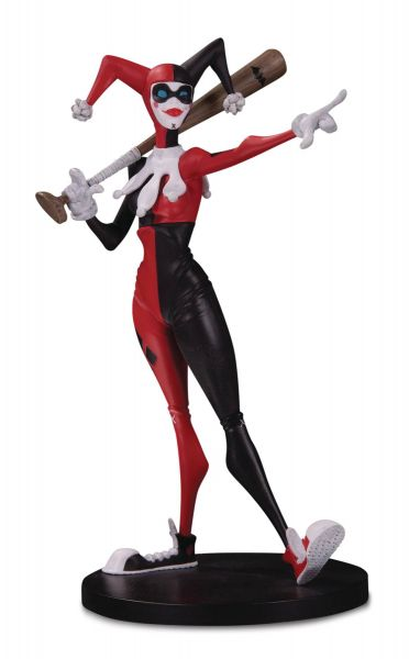 DC ARTISTS ALLEY HARLEY VINYL FIGUR NOOLIGAN