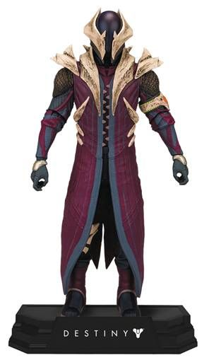 DESTINY 17,5 cm KINGS FALL WARLOCK ACTIONFIGUR