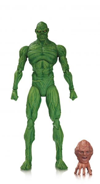 DC ICONS SWAMP THING ACTIONFIGUR