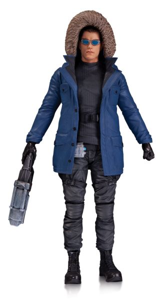 FLASH TV CAPTAIN COLD ACTIONFIGUR