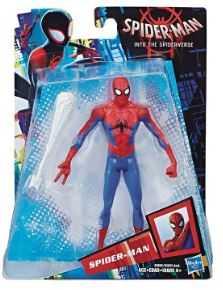 SPIDER-MAN SPIDER-VERSE 15 cm SPIDER-MAN ACTIONFIGUR