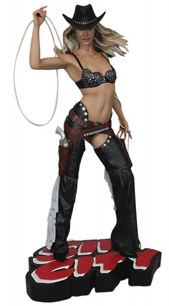 SIN CITY NANCY 1/4 SCALE STATUE