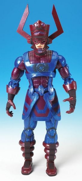 Galactus Build-a-Figure (BAF) Marvel Legends Series 9