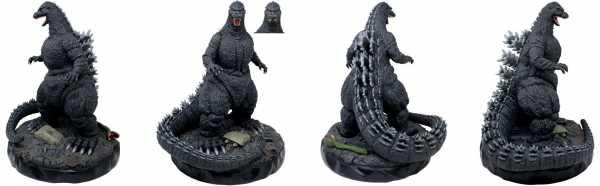 VORBESTELLUNG ! Godzilla vs. Biollante 1989 Premium Scale Statue