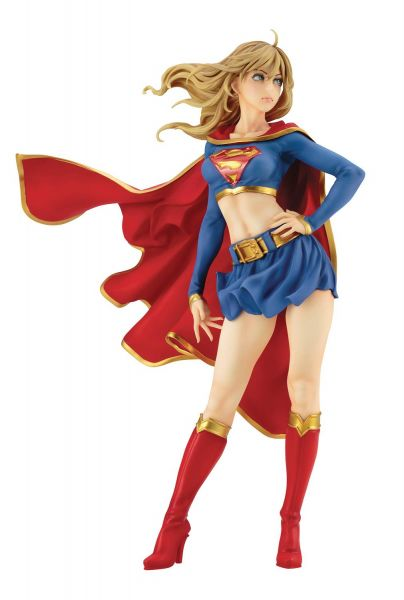 DC SUPERGIRL RETURNS BISHOUJO STATUE