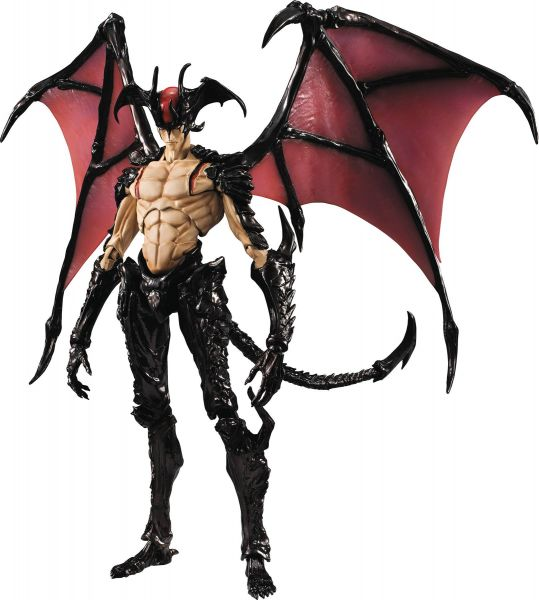 DEVILMAN VARIABLE ACTION HERO PVC ACTIONFIGUR NIROSAWA 2016 ORIGINAL COLOR VERSION