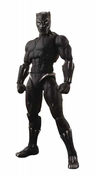 AVENGERS INFINITY WAR BLACK PANTHER S.H.FIGUARTS ACTIONFIGUR