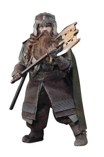 LORD OF THE RINGS GIMLI 1/6 ACTIONFIGUR