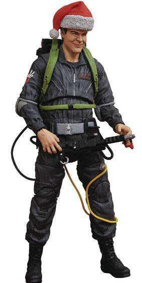 "GHOSTBUSTERS 2 SELECT SERIES 6 ""WE'RE BACK"" RAY STANTZ ACTIONFIGUR"