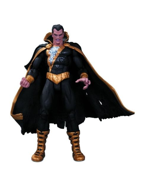 DC COMICS SUPER VILLAINS BLACK ADAM ACTIONFIGUR