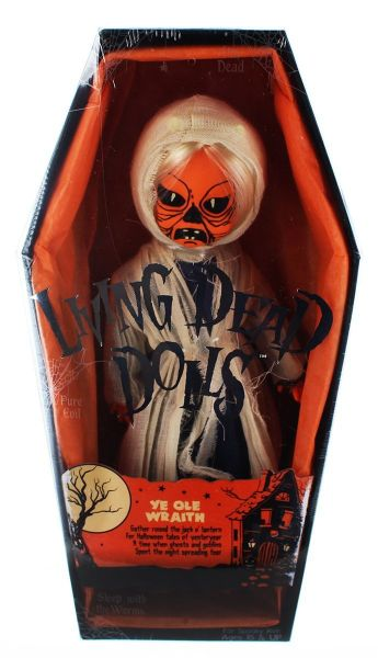 LIVING DEAD DOLLS SERIES 32 YE OLE WRAITH PUPPE