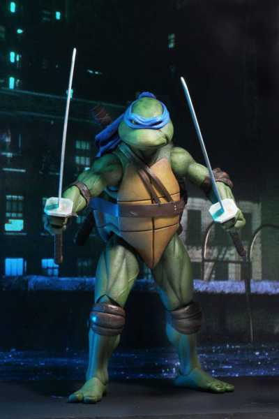 VORBESTELLUNG ! TEENAGE MUTANT NINJA TURTLES LEONARDO 1/4 SCALE ACTIONFIGUR