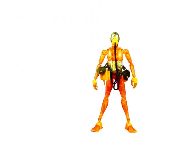 3A STRING DIVER SD08 PATRICK ORANGE VERSION 1/12 ACTIONFIGUR
