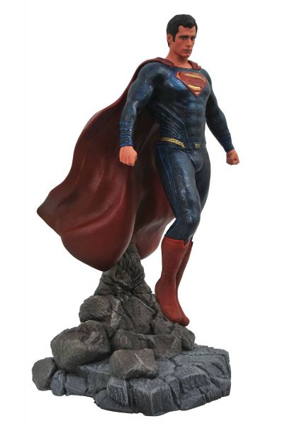 JUSTICE LEAGUE MOVIE GALLERY SUPERMAN PVC STATUE