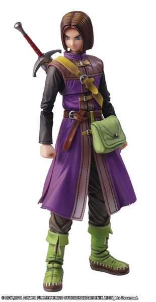 DRAGON QUEST XI BRING ARTS LUMINARY ACTIONFIGUR