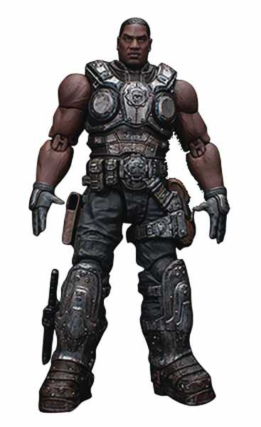 STORM COLLECTIBLES GEARS OF WAR AUGUSTUS COLE 1/12 ACTIONFIGUR