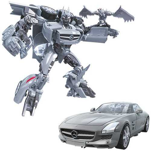 VORBESTELLUNG ! Transformers Studio Series Deluxe Dark of the Moon Soundwave Actionfigur