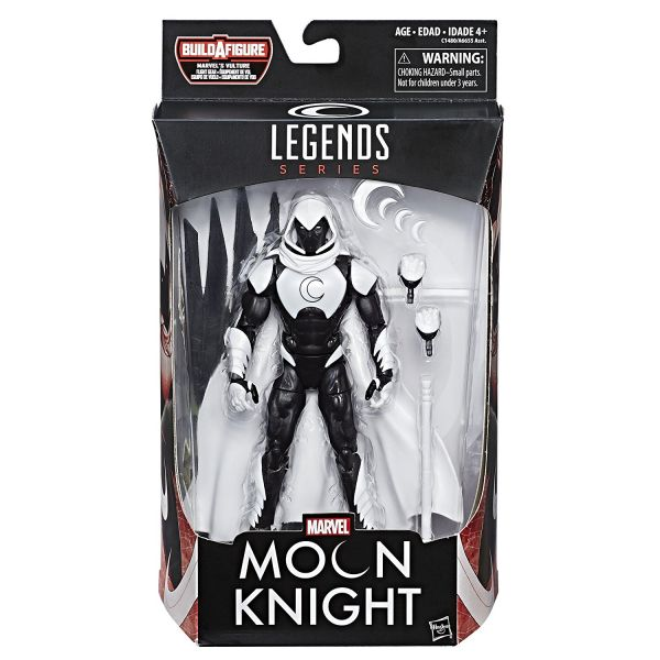 SPIDER-MAN HOMECOMING 15 cm LEGENDS MOON KNIGHT ACTIONFIGUR