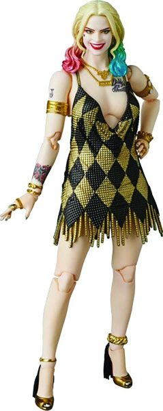 SUICIDE SQUAD HARLEY QUINN MAF EX DRESS VERSION ACTIONFIGUR