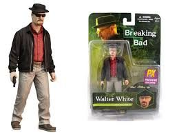 Breaking Bad 6 inch Action Figure - Walter White PX Previews Exclusive