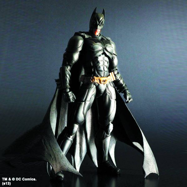 DARK KNIGHT TRILOGY PLAY ARTS KAI BATMAN ACTIONFIGUR