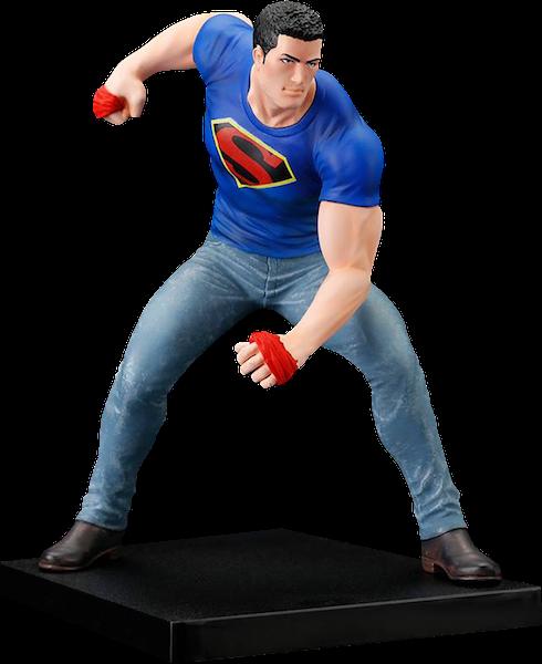 DC SUPERMAN CLARK KENT -TRUTH- ArtFX+ Statue